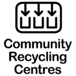 Link to Community Recycling Centres page