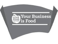 Your Business is Food logo